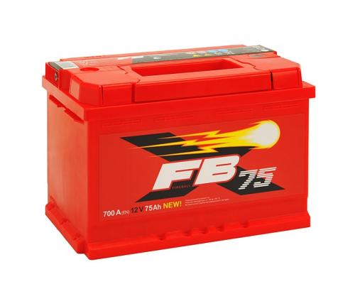 FB 75Ач EN750