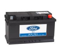 Автомобильные аккумуляторы FORD Standart 80 А/ч обратная R+ EN 700A 315x175x175 1 917 574 Обратная полярность
