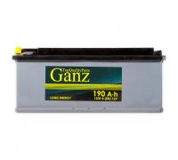 Автомобильные аккумуляторы GANZ 190.3 А/ч L+ 514х218х210 EN1300 GA1903 EURO GANZ GA1903 Обратная полярность Груз