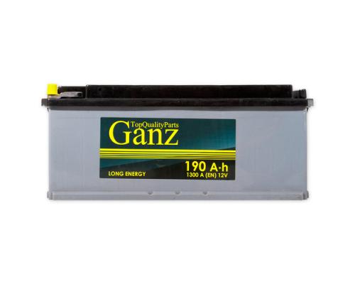 GANZ 190.4Ач EN1300