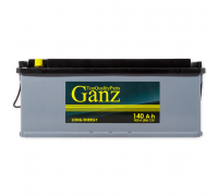 Автомобильные аккумуляторы GANZ 140.4 А/ч R+ 514х175х210 EN900 GANZ GA1404 Прямая полярность