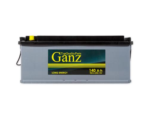 GANZ 140.4Ач EN900