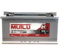 Автомобильные аккумуляторы MUTLU SFB 100 А/ч 600 111 085 обратная R+ EN 830A 353x175x190 L5.100.083.A Обратная полярность