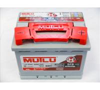 Автомобильные аккумуляторы MUTLU SFB 60 А/ч обратная R+ EN 540A 242x175x175 SMF56054 LB2.60.054.A Обратная полярность