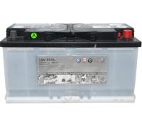 Автомобильные аккумуляторы VAG Standart 95 А/ч обратная R+ EN 450A 353x175x190 000 915 105DK Обратная полярность