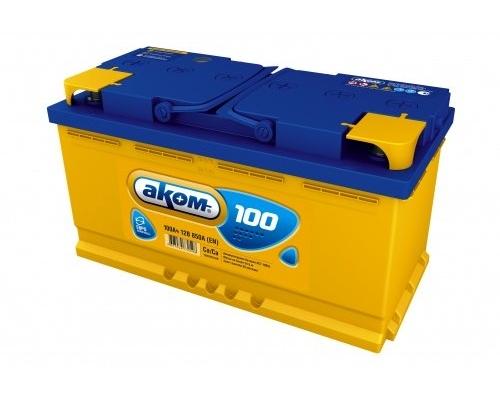 АКОМ 100Ач EN850