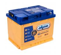 Автомобильные аккумуляторы АКОМ +EFB 65 А/ч прямая L+ EN670 А 242x175x190 6CT-65.1 Прямая полярность