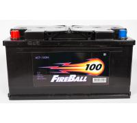 Автомобильные аккумуляторы FIRE BALL 100Ач EN800А п.п. (353х175х190, B13)100N Прямая полярность