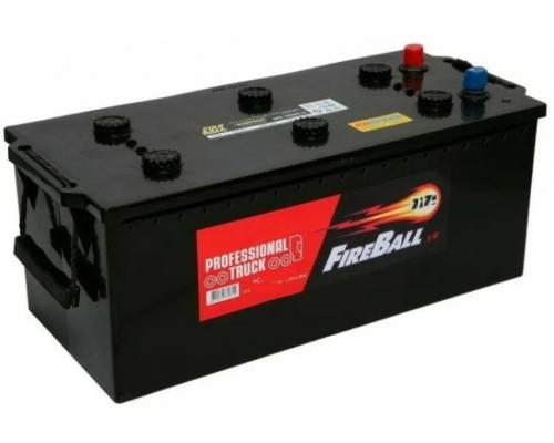 Автомобильные грузовые аккумуляторы FIRE BALL 132Ач EN880А о.п. (513х189х223, B00, ПК) 132N Обратная полярность
