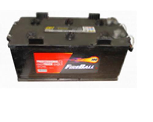 Автомобильные аккумуляторы FIRE BALL 190Ач EN1150А о.п. (525х240х242, B01, ПК) Камаз, клемма-болт Обратная полярность