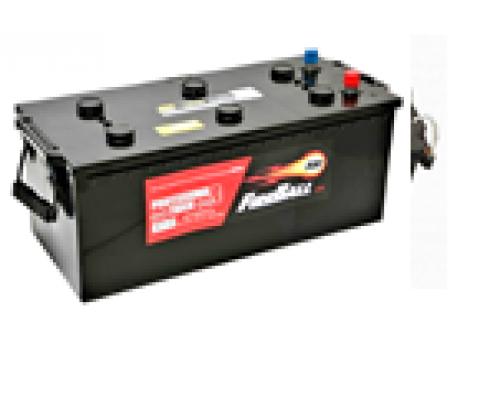Автомобильные аккумуляторы FIRE BALL 200Ач EN1250А п.п. (513х223х217, B00, ПК) евро 6СТ-200NR Обратная полярность