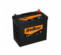 Автомобильные аккумуляторы DELKOR (JP) 70B24 55Ач EN490А о.п. (237х128х202) Обратная полярность