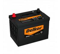 Автомобильные аккумуляторы DELKOR (JP) 110D26 (90) 90 Ач EN720А о.п. (260х173х200) Обратная полярность