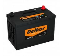 Автомобильные аккумуляторы DELKOR (JP) 115D31 (100) 100Ач EN800А о.п. (301х172х200) Обратная полярность
