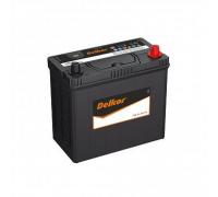 Автомобильные аккумуляторы DELKOR 60B24LS (45) 45Ач EN430А о.п. (237х128х202) Обратная полярность