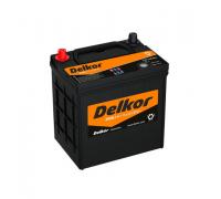 Автомобильные аккумуляторы DELKOR 58 L1 (26-550) 58Ач EN550А о.п. (208х172х180) Обратная полярность
