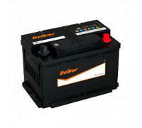 Автомобильные аккумуляторы DELKOR Euro 74.0 L3 (57413, 12) 74Ач EN680А о.п. (278х175х190) Обратная полярность