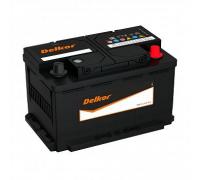 Автомобильные аккумуляторы DELKOR Euro 80 LB4 (58039) 80 Ач EN730А о.п. (314х175х175) Обратная полярность