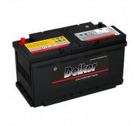 Автомобильные аккумуляторы DELKOR Euro 100.0 L5 (60044) 100Ач EN800А о.п. (352х175х190) Обратная полярность