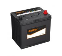 Автомобильные аккумуляторы DELKOR 75-650 бок 65Ач EN650А п.п. (239х179х186) Прямая полярность