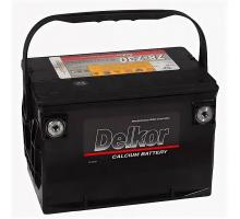Автомобильные аккумуляторы DELKOR 78-730 бок 70Ач EN730А о.п. (268х178х184) Прямая полярность