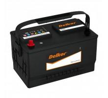 Автомобильные аккумуляторы DELKOR Euro 85 (65-850) шир 85Ач EN850А п.п. (302х182х192) Прямая полярность