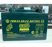 Мото аккумуляторы MT12-9
