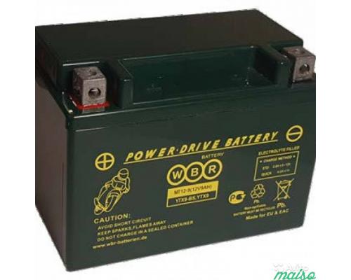 Мото аккумулятор MT12-11
