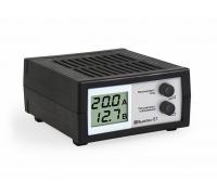 Зарядное устройство, автомат,0-20А, 7,4-18В, сегментный ЖК, индикатор Вымпел-57