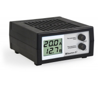 Устройство зарядное 12В 0-20А для АКБ (7,4-18 ) ЖК ВЫМПЕЛ-57