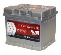 Автомобильные аккумуляторы Fiamm TITANIUM PRO 50Ач LB1 EN520А о.п. (207х175х175) Обратная полярность