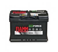 Автомобильные аккумуляторы Fiamm ECOFORCE AGM 60.0 L2 60 Ач EN680А о.п. (242х175х190) Обратная полярность