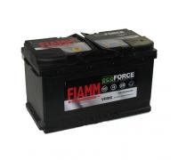 Автомобильные аккумуляторы Fiamm ECOFORCE AGM 80.0 L4 80Ач EN800А о.п. (315х175х175) Обратная полярность