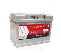Автомобильные аккумуляторы Fiamm TITANIUM PRO 60 LB2 низк 60Ач EN600А о.п. (242х175х175) Обратная полярность