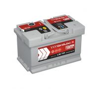 Автомобильные аккумуляторы Fiamm TITANIUM PRO 75 LB3 низк 75 Ач EN730А о.п. (278х175х175) Обратная полярность