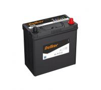 Автомобильные аккумуляторы DELKOR AGM 34B20 35Ач EN340А п.п. (197х129х202) Прямая полярность