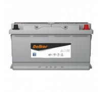Автомобильные аккумуляторы DELKOR AGM LN1 50.0 обр 50Ач EN520А о.п. (206х174х190) Обратная полярность