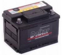 Автомобильные аккумуляторы DELKOR EFB LN2 60.0 60Ач EN560А о.п. (242х175х190) Обратная полярность