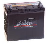 Автомобильные аккумуляторы DELKOR 70B24LS 55Ач EN490А о.п. (237x128x202) Обратная полярность