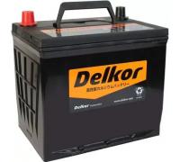 Автомобильные аккумуляторы DELKOR  80D23 70Ач EN600А о.п. (229х172х203) Обратная полярность