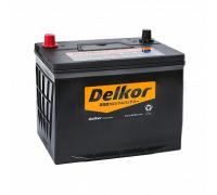 Автомобильные аккумуляторы DELKOR 90D26 80Ач EN680А о.п. (260х172х203) Обратная полярность