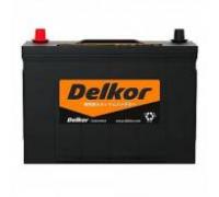 Автомобильные аккумуляторы DELKOR 100G 100Ач EN900А о.п. (324х172х200) Обратная полярность