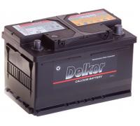 Автомобильные аккумуляторы DELKOR Euro 75 L3 (57539) 75Ач EN630А о.п. (278х175х175) Обратная полярность