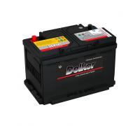 Автомобильные аккумуляторы DELKOR Euro 80.0 L3 (58014) 80Ач EN800А о.п. (278х175х190) Обратная полярность