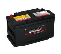 Автомобильные аккумуляторы DELKOR Euro 90.0 L4 (59095) 90Ач EN920А о.п. (314х175х190) Обратная полярность