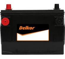 Автомобильные аккумуляторы DELKOR 78DT-790 DUAL 75Ач EN790А о.п. (268х178х184) Обратная полярность