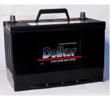 Автомобильные аккумуляторы DELKOR 31-1000T 100Ач EN1000А у.п. (330х172х218) Универсальная полярность