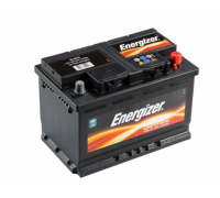 Автомобильные аккумуляторы ENERGIZER EFB 70Ач EN760А о.п. (278х175х190, B13) EE70L3 / 570 500 076 Обратная полярность Евро