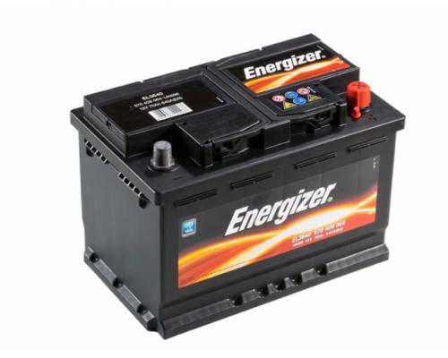 ENERGIZER 70Ач EN760А