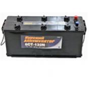 Автомобильный грузовой Курский аккумулятор 132Ач EN880А о.п. (513х189х217, B00, ПК) 132N